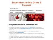 screenshot http://www.grine.fr magasin bio grine