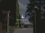 screenshot http://www.grm-vins.com négoce vins de bordeaux : grm vins