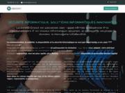 Sécurité informatique, sauvegarde des données, téléphonie IP et d'autres services avec Groovit