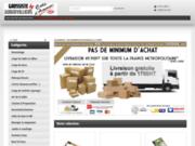 screenshot http://www.grossiste-aubervilliers.com grossiste aubervilliers