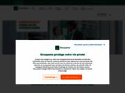 Groupama - banque en ligne - mutuelle d'assurances