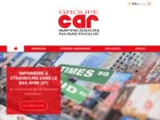Groupe CAR - Centre Alsacien de Reprographie