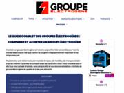 Groupe électrogène diesel pas cher