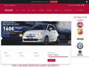 Groupe Rebière: véhicules d'occasions