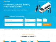 screenshot https://www.groupito.com Location de bus