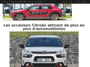 screenshot http://www.gsf-automobiles.com garage en Vendée 85