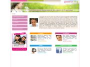screenshot http://www.guerir.fr guerir