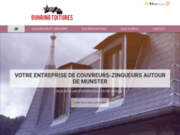 Guhring Toitures : rénovation de toitures en Alsace