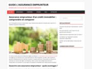 Guide l'assurance emprunteur