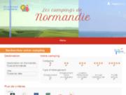 Guide des campings en Normandie