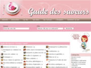 Guide des saveurs : portail gastronomique