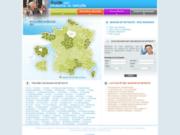 screenshot http://www.guide-maison-retraite.com annuaire des maisons de retraite