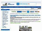 screenshot http://www.guide-matelas.com guide d'achat matelas
