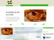 screenshot http://www.guide-sante-bio.com/ alimentation naturelle et santé