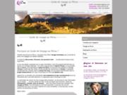 Guide de voyage au Pérou By Mc, agence de voyage locale francophone au Pérou