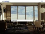 screenshot http://www.guidehabitation.ca/fr/m/maisons-montreal projets de maisons à montréal