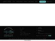 screenshot http://www.guidepechesavoiehautesavoie.com briet ludovic, guide de pêche en haute-savoie
