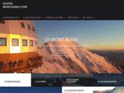 screenshot http://www.guides-montagnes.com guide de haute montagne hautes alpes ecrins