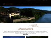 Domaine Guigal à Ampuis