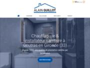 Alain Guillot - entreprise de chauffage et sanitaires