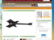 screenshot http://guitare.thelantern.site Guitare lanterne