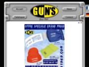 Gun's 1969 - Agence de communication Lorraine, publicité par l'objet