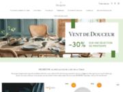 screenshot http://www.guydegrenne.fr couverts
