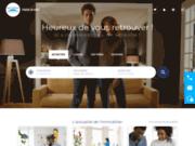 screenshot http://www.guyhoquet-immobilier-paris-19-buttes-chaumont.com/ Guy Hoquet Immobilier
