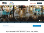 Guyot Electricité, artisan électricien à Verson, près de Caen