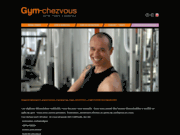 screenshot http://www.gym-chezvous.com gym à domicile paris