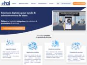 H2I - Solutions Logiciels pour les professionnels de l'Immobilier