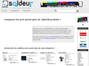 screenshot http://www.habitat-soldeur.com habitat soldeur