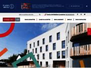 screenshot http://www.habitat08.fr www.habitat08.fr