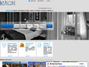 screenshot http://www.habitatapartments.com/fr/ appartement barcelone - habitat apartments barcelona