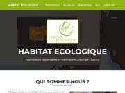 Commercialisation de matériaux pour maison écologique