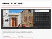 Le blog Habitat et Batiment