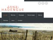 Hadengue Louis Michel, Peintre impressionniste, Impressionnisme, Peinture, Louis Michel Hadengue