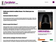 HairMaker Le guide complet pour lisser ses cheveux