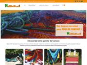screenshot http://www.hamaxicain.com hamaxicain, le spécialiste du hamac mexicain