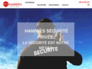 screenshot https://www.hamiwes.com Sécurité