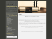 screenshot http://www.harmoniedelespace.com harmonie de l'espace home staging coaching deco