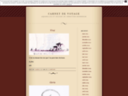screenshot http://hasbrouck.unblog.fr carnet de voyage de sébastien hasbrouck