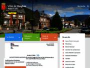 Haybes, commune des Ardennes - vallée de la Meuse