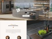 screenshot https://hc-cuisines.ch/ Hc-cuisines, Cuisines, Salles de bain, dressing et rénovation
