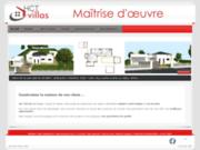 HCT villa : Maitrise d'oeuvre