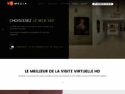 screenshot http://www.hdmedia.fr visite virtuelle, photo 360,