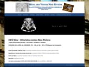 Site officiel Hotêl des Ventes Nice Riviéra