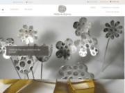 screenshot http://www.helenebarros.com le site de d'hélène barros créatrice de bijoux contemporains à toulouse