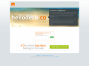HelloDeco - Décorateur personnel via Facebook Messenger