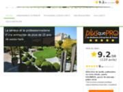 Helmbacher : entretien d'espace vert, Bas-Rhin